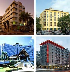 de Ambassade van Nederland in Manila