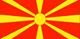 Macedonië Flag