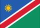 Namibië Flag